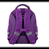 Kite Шкільний рюкзак зі знімною панеллю Красиві тропіки K20-700M Beautiful Tropics, фото 4
