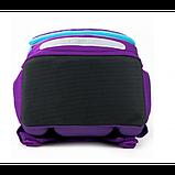 Kite Школьный рюкзак со сменной панелью Красивые тропики K20-700M Beautiful Tropics, фото 5