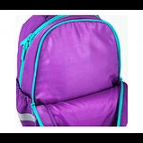Kite Школьный рюкзак со сменной панелью Красивые тропики K20-700M Beautiful Tropics, фото 6