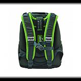 1Вересня Школьный каркасный рюкзак черепашки ниндзя 556203 H-25 TMNT, фото 2