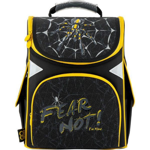 GoPack Школьный каркасный рюкзак паук go20-5001s-9 Spider