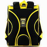 GoPack Школьный каркасный рюкзак паук go20-5001s-9 Spider, фото 3