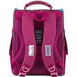GoPack Шкільний каркасний рюкзак Маленька принцеса go20-5001s-3 Little princess, фото 3
