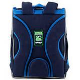GoPack Школьный каркасный рюкзак Футбол go20-5001s-10 Football, фото 2
