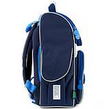 GoPack Школьный каркасный рюкзак Футбол go20-5001s-10 Football, фото 3