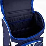 GoPack Школьный каркасный рюкзак Футбол go20-5001s-10 Football, фото 5
