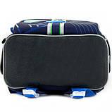 GoPack Школьный каркасный рюкзак Футбол go20-5001s-10 Football, фото 7