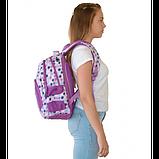 Smart Школьный рюкзак Фиолетовые пятна 557079 SG-25 Violet Spots, фото 2