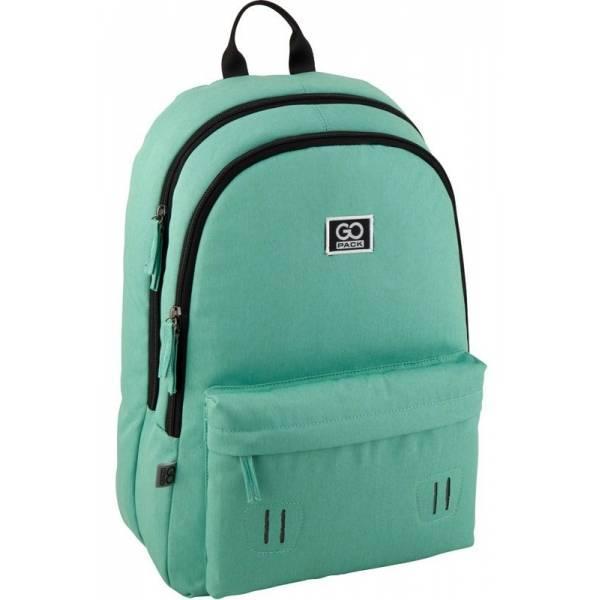 GoPack Молодежный городской прогулочный рюкзак мятный Go20-140l-3 Сity