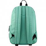 GoPack Молодежный городской прогулочный рюкзак мятный Go20-140l-3 Сity, фото 2