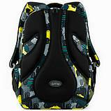 Kite Kids Молодіжний міський прогулянковий шкільний рюкзак люди 2020 K20-2563L-2 Education Be cool Be original, фото 3