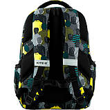 Kite Kids Молодіжний міський прогулянковий шкільний рюкзак люди 2020 K20-2563L-2 Education Be cool Be original, фото 4