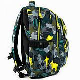 Kite Kids Молодіжний міський прогулянковий шкільний рюкзак люди 2020 K20-2563L-2 Education Be cool Be original, фото 9