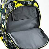 Kite Kids Молодіжний міський прогулянковий шкільний рюкзак люди 2020 K20-2563L-2 Education Be cool Be original, фото 10