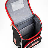 Kite Kids Школьный каркасный рюкзак Пожарная машина K18-501S-1 Firetruck, фото 4