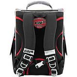 Kite Kids Школьный каркасный рюкзак Пожарная машина K18-501S-1 Firetruck, фото 6