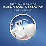 Crest Отбеливающая зубная паста от зубного камня и кариеса Cavity Whitening Baking Soda Peroxide Tartar, фото 3