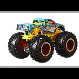 Hot Wheels Monster trucks Набор внедорожников 1:64 Scale GJF66 Raijyu vs. Koumori gigant wheels, фото 3