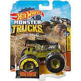 Hot Wheels Monster Jam Внедорожник джип 1:64 Scale GJF40 Bone Shaker Monster Trucks 54/75, фото 2