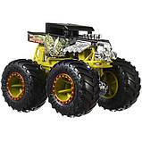 Hot Wheels Monster Jam Внедорожник джип 1:64 Scale GJF40 Bone Shaker Monster Trucks 54/75, фото 4