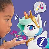 My Little Pony Интерактивная пони Принцесса Селестия E9107 Magical Kiss Unicorn Princess Celestia, фото 5