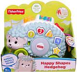 Fisher-Price Интерактивный ежик сортер на веревочке Linkimals Happy Shapes Hedgehog, фото 3