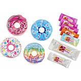 Poopsie Слайм пончик Донат Хрустящий 569275 Slime Smash Candy Craze with Crunchy Donut Slime, фото 2