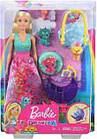Barbie Барби Дримтопия сказочный дракон GJK51 Dreamtopia Dragon Nursery, фото 2