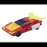 Transformers Трансформер 4в1 Родимус Прайм Хот Род E0902 Rodimus Hot Rod Power of the Primes Leader, фото 4