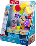 Fisher-Price Мастерская умного щенка FYK55 Busy Learning Tool Bench, фото 6