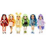 Rainbow High Радужные девочки Скайлер Бредшоу синяя 2020 569633 Skyler Bradshaw Blue Fashion Doll, фото 2
