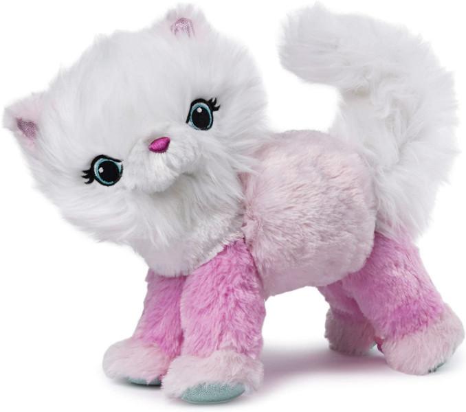Twisty Petz Плюшевый кот кошка браслет Сновпуф 6054693 Cuddlez Snowpuff Kitty Transforming Collectible Plush