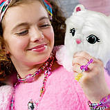 Twisty Petz Плюшевый кот кошка браслет Сновпуф 6054693 Cuddlez Snowpuff Kitty Transforming Collectible Plush, фото 3