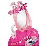 Smoby Дитячий туалетний столик зі стільчиком хеллоу кітті 320239 Hello Kitty, фото 5