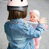 Smoby Триколісний самокат Королле з місцем для ляльки пупса 750179 Corolle Scooter, фото 3