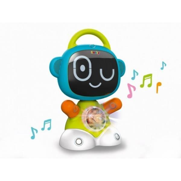 Smoby Интерактивная игрушка Робот Тик 190100 Smart robot