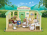 Sylvanian Families Calico Critters Кабинет стоматолога 5095 Country Dentist Set, фото 3