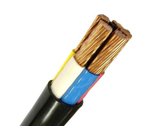 Медный силовой кабель ВВГнг