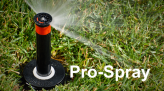Веерные дождеватели Hunter PRO-Spray