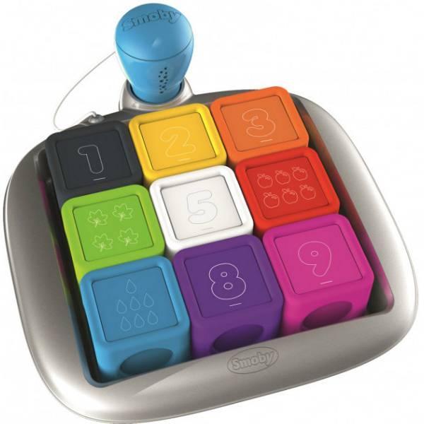 Smoby Набір інтерактивних кубиків 190102 Smart cubes