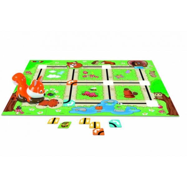 Smoby Інтерактивний ігровий набір Лисичка 190103 Smart fox