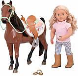 Battat Our Generation Лошадка лошадь Конь Кавалло BD38031Z hourse, фото 2