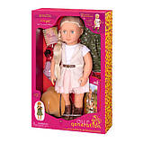 Battat Our Generation лялька любителька сафарі BD31164ATZ Deluxe naya, фото 3