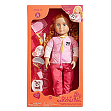Battat Our Generation кукла Анаис Анез ветеринар BD31157Z Deluxe anais vet doll, фото 2