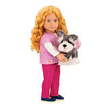 Battat Our Generation кукла Анаис Анез ветеринар BD31157Z Deluxe anais vet doll, фото 3