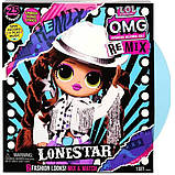 L. o.l. surprise! s4 лялька сюрприз Диско Леді ремікс 567257 o.m.g. Pop remix B. B. doll, фото 2