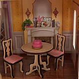 KidKraft дерев'яний Ляльковий будиночок Шарлотта 65956 Charlotte Dollhouse, фото 3