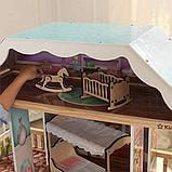 KidKraft дерев'яний Ляльковий будиночок Шарлотта 65956 Charlotte Dollhouse, фото 5