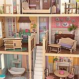 KidKraft Кукольный деревянный домик Шарлотта 65956 Charlotte Dollhouse, фото 6