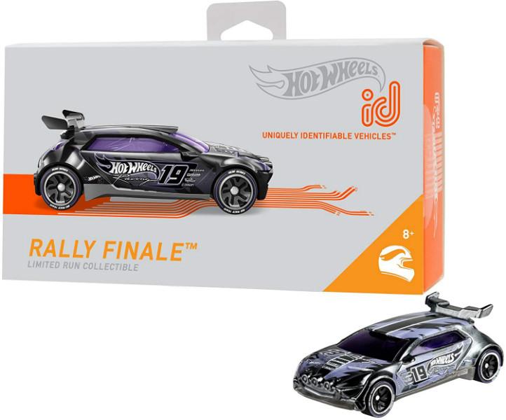 Hot wheels id S1 машинка гонка Финальное ралли 05/05 FXB23 Rally Finale hw race team toy car